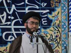 خبرلنده،,مرگ بر امریکا,امام جمعه شهرستان لنده,13 آبان,استکبار