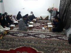 فرهنگ قرآنی,خبرلنده,تلاوت قرآن,طرح خانگی تلاوت,روحانی طرح هجرت,لنده