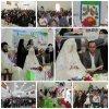 جشن ازدواج ساده یک زوج در لنده +تصاویر