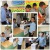 انتخابات شورای دانش آموزی ,خبرلنده ,شهرستان لنده, ایجاد حس مسئولیت پذیری, مدرسه, رای ,صندوق رای, لنده