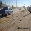 خودکفایی شهر گچساران در تولید گرد و غبار+تصاویر