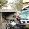 واژگونی مینیبوس در بهمئی به دلیل بیاحتیاطی پراید با یک کشته و 5 مجروح