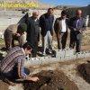 بازدید فرماندار شهرستان لنده از طرح تولید کود ورمی کمپوست در شهرک سرآسیاب لنده+تصاویر